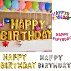 happybirthdayfoilballoon, diydecoration, Home Decor, colorfulballoon