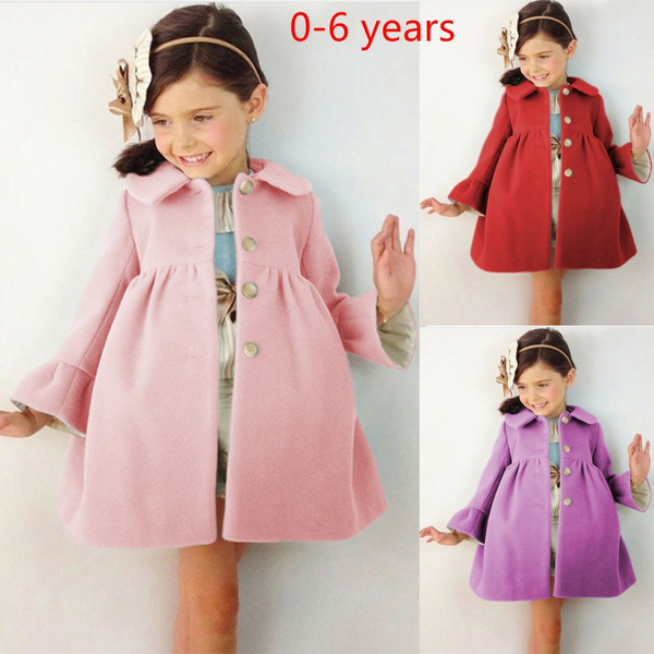 Turn-down Collar, Jacket, longseeve, baby clothing
