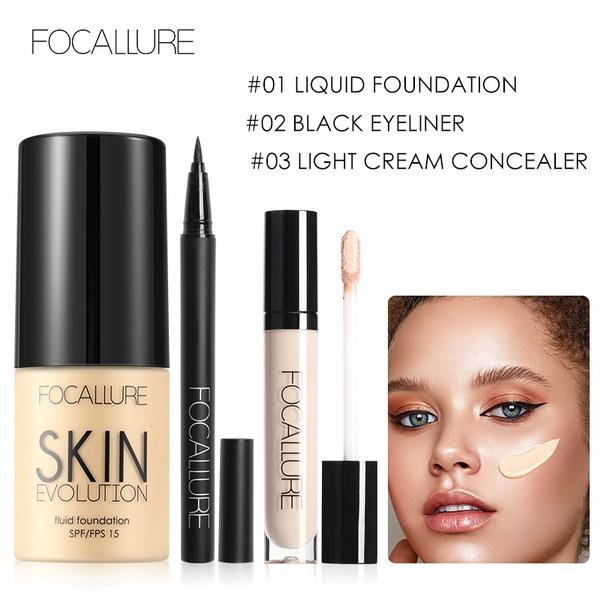 focalluremakeupkit, Beauty, Waterproof, Makeup