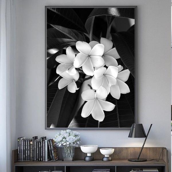Plants, Wall Art, Home Decor, Abstract
