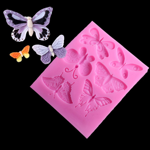 mould, butterfly, butterflymould, siliconemould