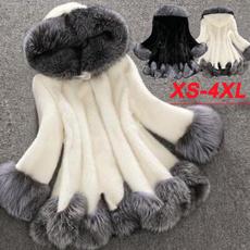 fur coat, Winter Coat Women, fur, Winter
