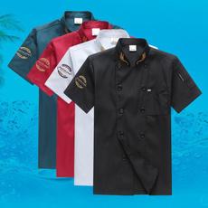 Jacket, kitchenwear, Shorts, cookshirt