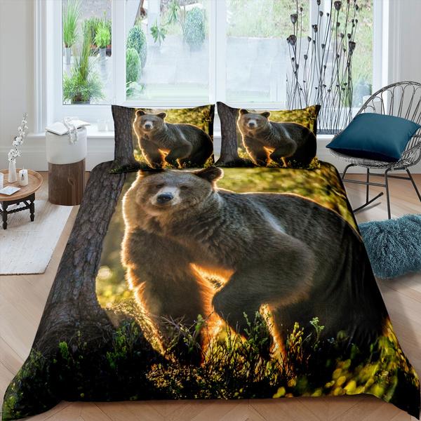 Cover, animalduvetcover, duvetcoverking, Bedding