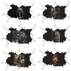 Car Sticker, Fashion, skullsticker, skull