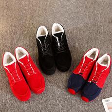 Plus Size, Platform Shoes, Ladies, Women's Fashion