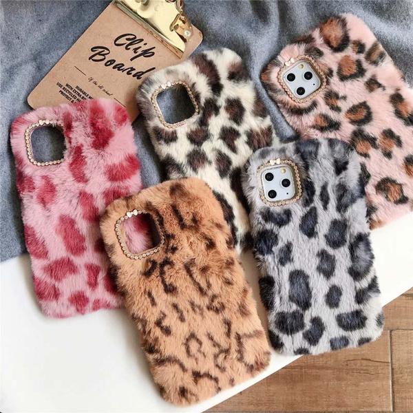 case, fur, Winter, Samsung