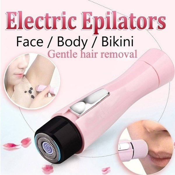 Mini, epilatorladyshaver, Electric, bikinihairremoval
