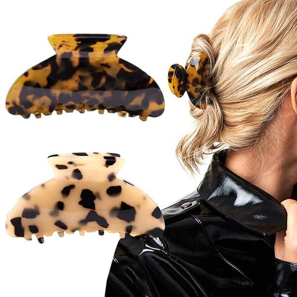 hair, barrettesforwomen, Barrettes, leopard print