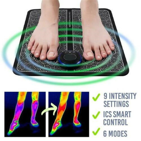 em, footmassager, plantarphysiotherapy, magnetictherapy