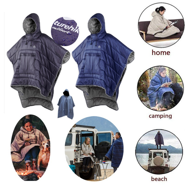 sleepingbag, capewithhat, camping, sportsampoutdoor