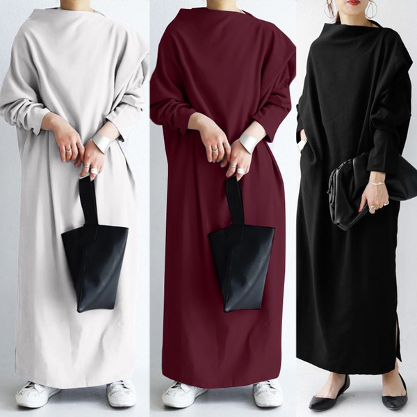 dressesforwomen, Winter, Sleeve, long dress