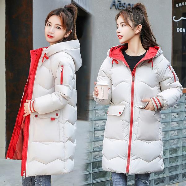 Jacket, Fashion, newwintercottonclothe, Winter