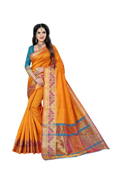 saree, Designers, Yellow, sareeblouse