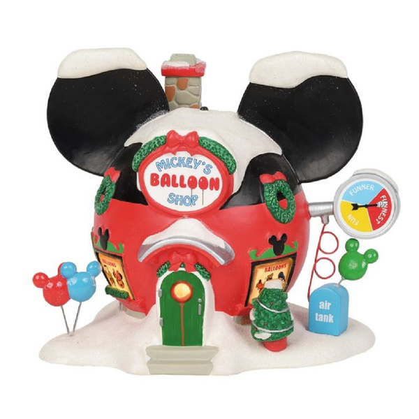 Balloon, department56, Figurine, Disney