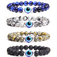 agatebanglebracelet, Charm Bracelet, Fashion, eye