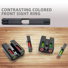 glock, Combat, Hunting, fibersight