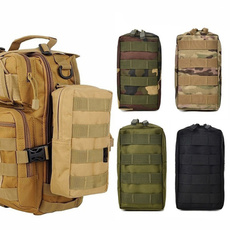 Compact, outdoorbag, Water Resistant, mollebag