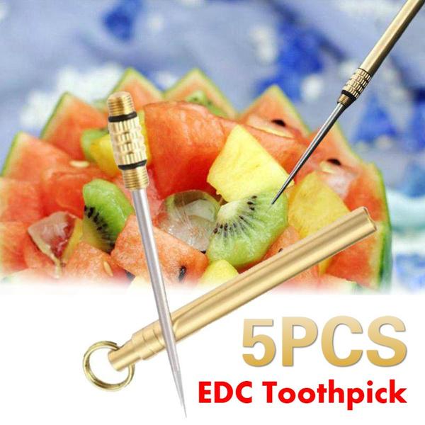 Forks, edc, Outdoor, toothpickholder