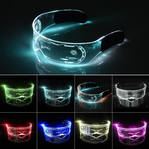 glowglasse, party, Fashion, led