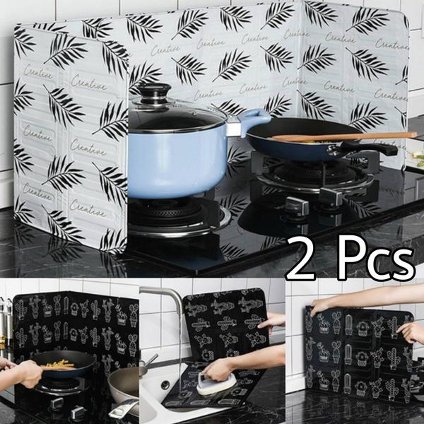 oilbaffleplate, Kitchen & Dining, shield, cookingoilsplatter