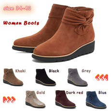 non-slip, ankle boots, Fashion Accessory, short boots