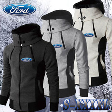 Men's Hoodies & Sweatshirts, Fashion, zipperjacket, Coat