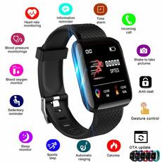 LED Watch, Heart, Men, Fitness