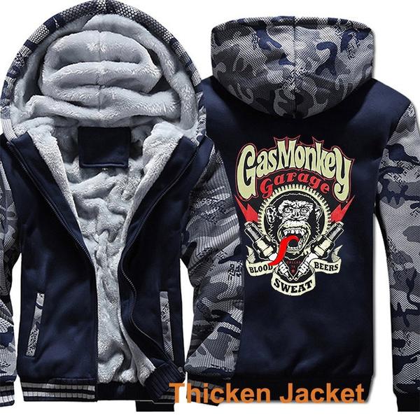 motorcyclejacket, Fleece, Fashion, monkey