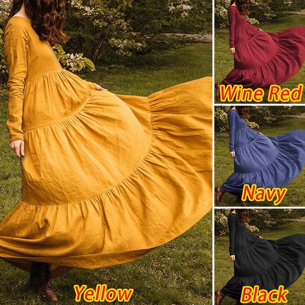 dressforwomen, Cotton, cottonlinen, Necks