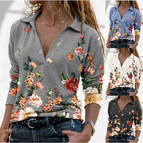 blouse, New arrival, Long Sleeve, Spring