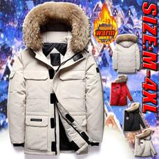 Jacket, parkasjacket, Fashion, Outdoor