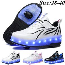 Skate, patinsde4roda, rollershoe, led