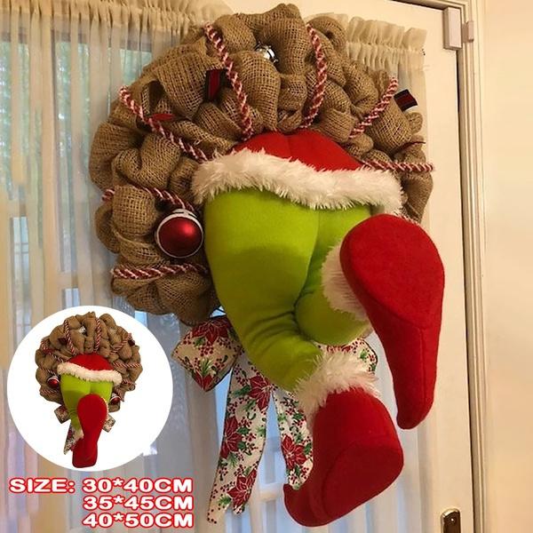 Decor, Christmas, Door, Home Decor