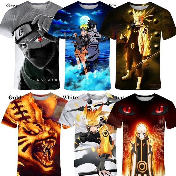 Shorts, Shirt, animetshirt, Short Sleeve T-Shirt