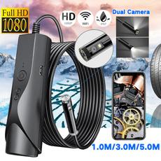 8MM, borescope, industrialcamera, Iphone 4