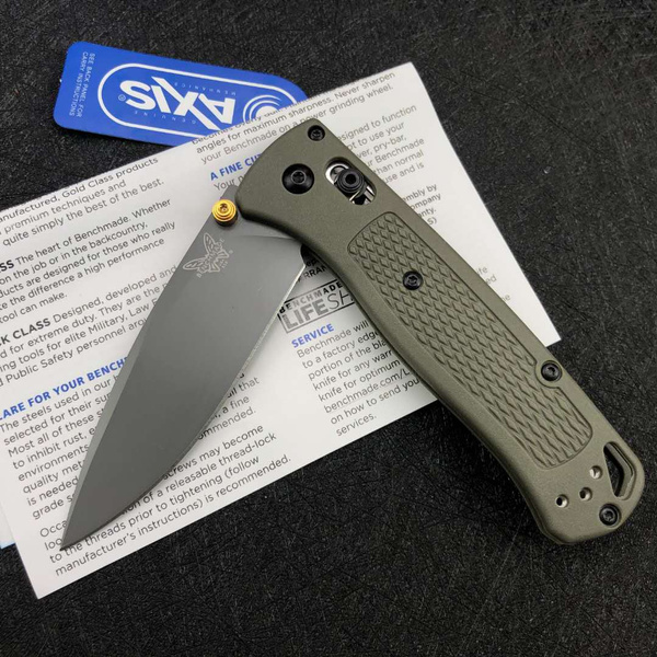 Outdoor, benchmade535bugout, Hunting, edctool