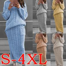 Women Sweater, Long Sleeve, Vestidos, sweaterdressesforwomen