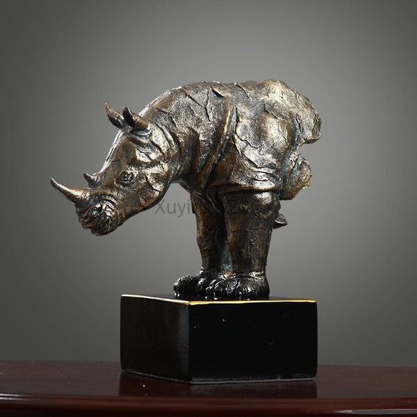 Decor, Gifts, rhinocero, Ornament