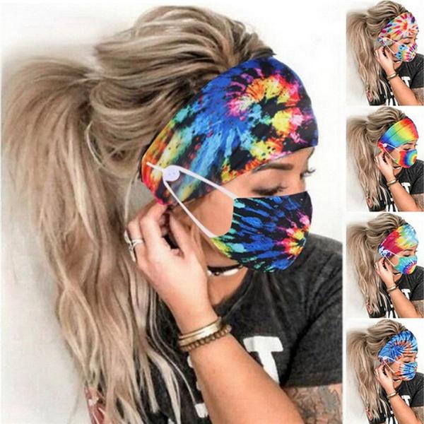 headbandandmask, facemaskholder, Beauty, Elastic