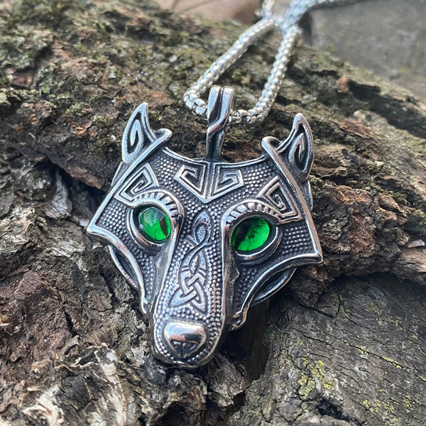 Steel, Stainless, Goth, mens necklaces