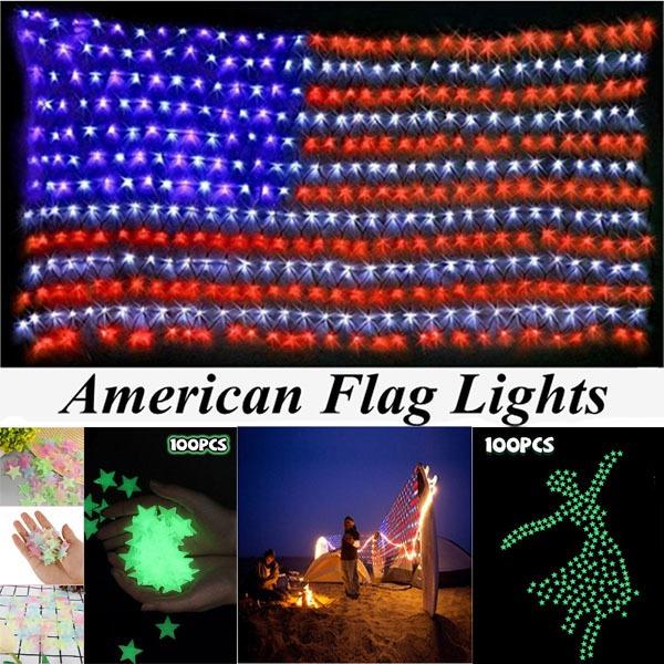 Holiday, nationalflag, Garden, Waterproof