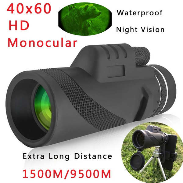 monoculartelescope, Telescope, Hiking, Waterproof