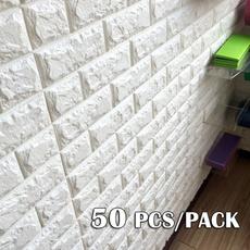 Home Decor, 3dwallpaper, Stickers, decoration
