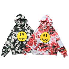 卫衣, hooded, Floral, Justin