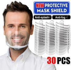 transparentmask, Kitchen & Dining, antifogmask, mouthmask