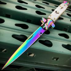 stilettoknife, stilettoknifeautomatic, pocketknife, Blade