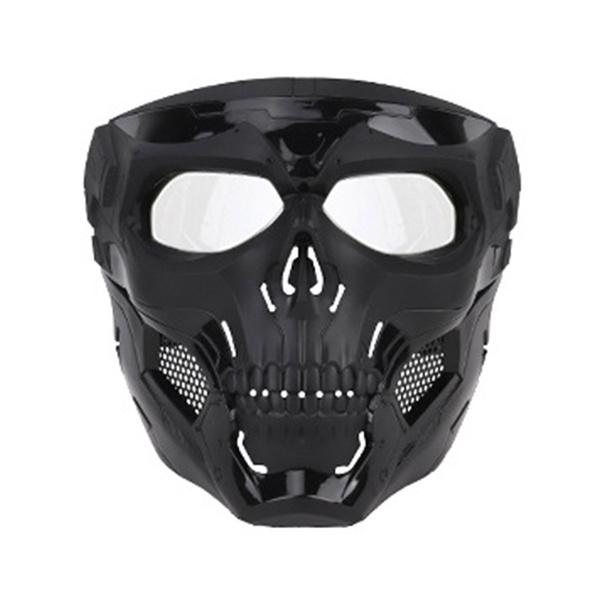 Skeleton, skullskeletonma, Cosplay, shield