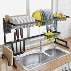 utensilsholder, Kitchen & Dining, dryingrack, Stainless Steel