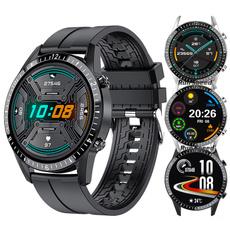 Heart, smartwatche, Men Business Watch, silicone watch